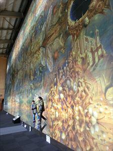 世界最大の油絵