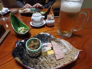 「弥乃吉」さんで美味しい食事
