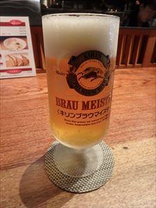 キリンの生ビール うまし