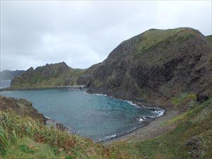 澄海岬からの美しい景色