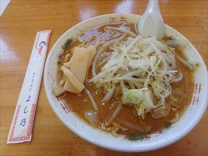 「よし乃」は札幌の アピア・テレビ塔・ ラーメン横丁にも あるとのこと
