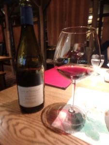おいしかった赤ワイン