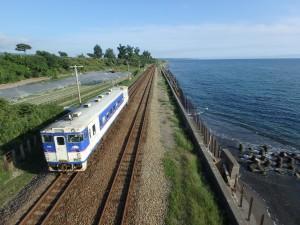 旅情たっぷりの列車