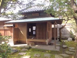 きれいな茶室 北海道には無い