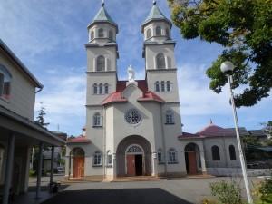立派なカトリック新潟教会