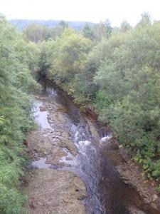 下エベコロベツ川 天塩川にそそぐ
