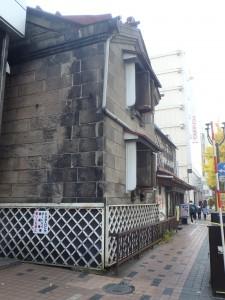 札幌にもまだ残る古い建物