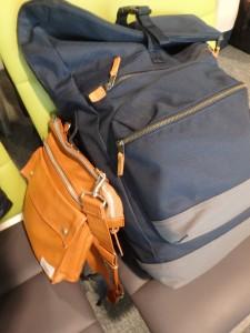いつもの鞄 2個