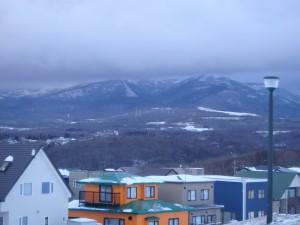 天気が悪い室蘭岳 登山者はいるかな?