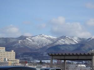 冬山は登ったことがない