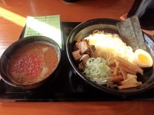 くせになる味 えび味噌つけ麺