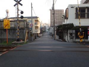 朝の宇部の街並