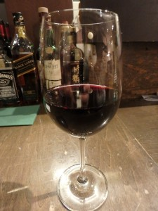 おいしい赤ワイン そしていつか満席に