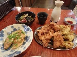 日本酒が進む、うまい肴