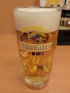 ゴール後の一杯がうまい! 栃木は、キリンが多い?
