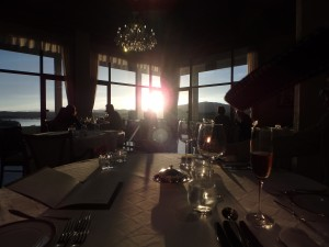 きれいなレストラン