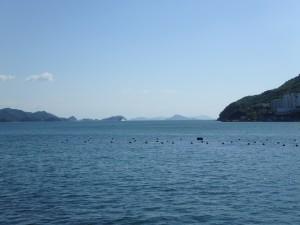 鳥羽湾ときれいな島々 ここは観光名所