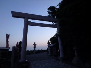 二見興玉神社に再訪