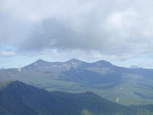 ホロホロ山に登ってみたい