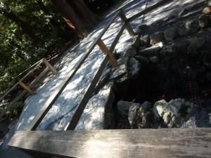 石でできた橋