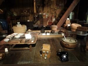 独特な臭いの博物館