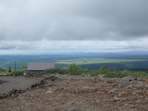 望岳台からの雄大な景色