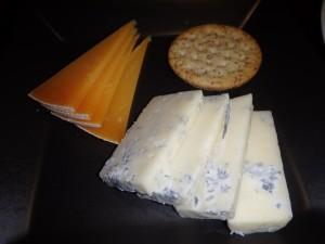 「かっちゃん」の おいしいチーズに舌鼓