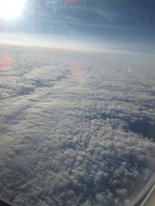 きれいな雲海