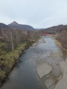 きれいな長流川