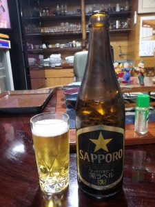 おいしいサッポロビール