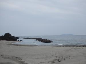おだやかな日本海
