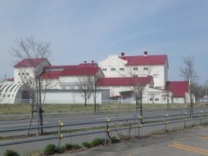 古いけど立派なビート工場