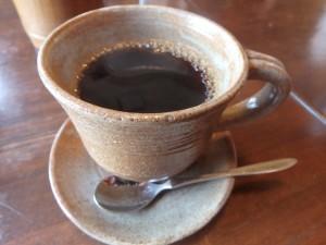 おいしいホットコーヒー