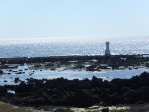 長手岬の灯台