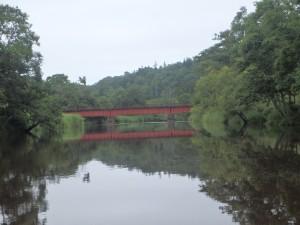 絵になる鉄橋