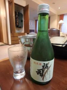 福司の純米