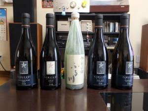 日本酒は他で購入