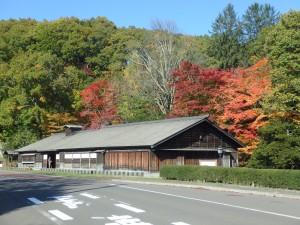 明治6年、札幌本道に作られた