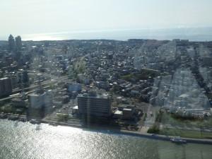 新潟はいい天気だった