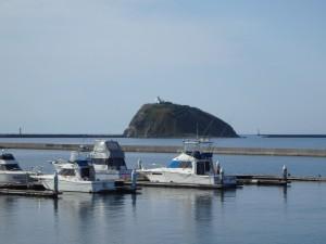 絵鞆臨海公園を歩く