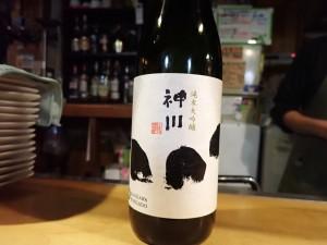 上川大雪酒造の吟醸酒