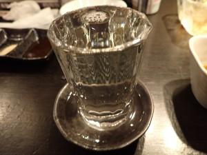 おいしかった田酒
