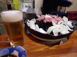 ビールがよく進む