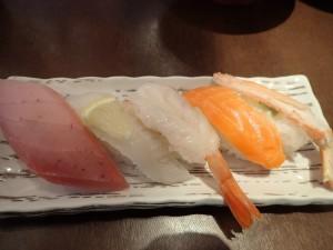 久々のお寿司♪