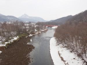川がいい眺め
