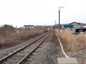 列車は来ない