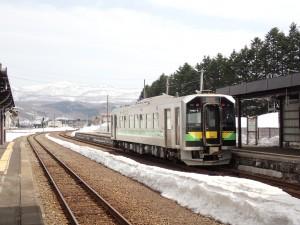 倶知安行きの各駅列車