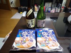 お酒は何故か 札幌と新十津川